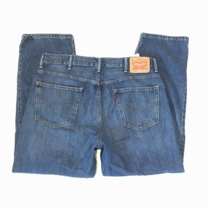 Levis 550 Relaxed fit Jeans Men's size 38 x 30